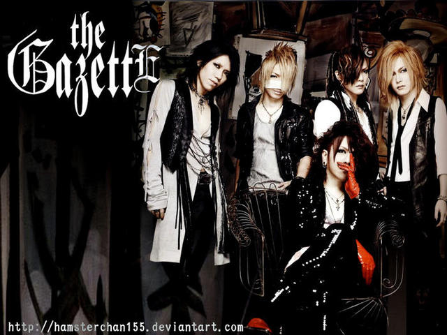 <p><strong>J-Rock / </strong>The Gazette</p>  id1436330792