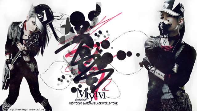 <p><strong>J-Rock / </strong>Miyavi</p>  id1572562578