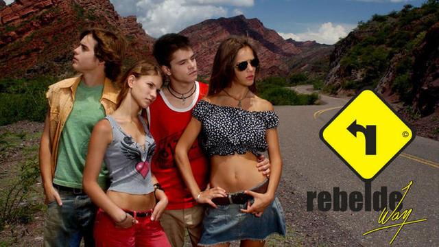<p><strong>Мятежный дух / Rebelde Way /Erreway</strong></p>  id1816814788
