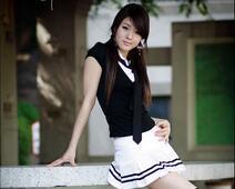 結愛 - Шпалери, Обои, Wallpaper Японія, -Yokohama жінка  id670575743