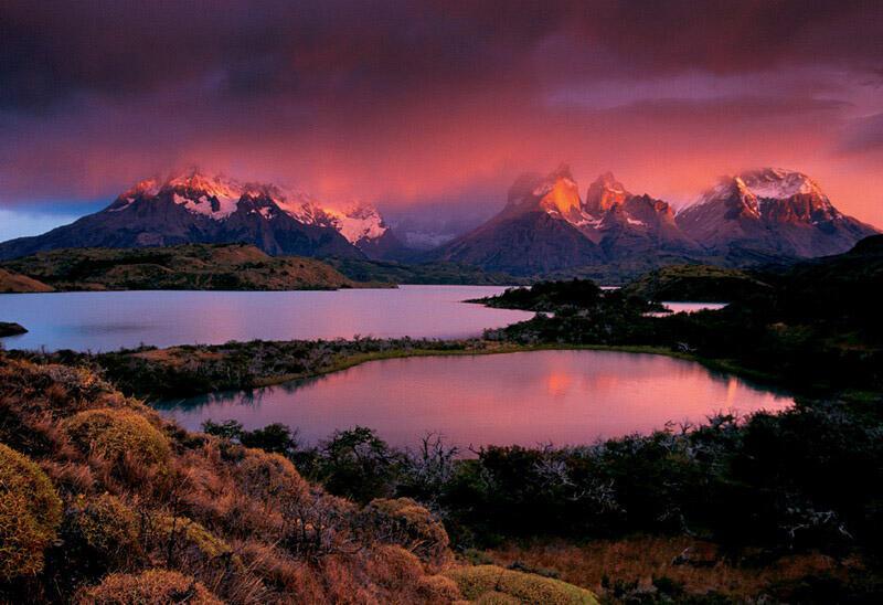 Природа Ліси, Гори, Поля, Осінь, Весна, Літо, Зима, Квіти, Захід сонця, Схід сонця id1702231255