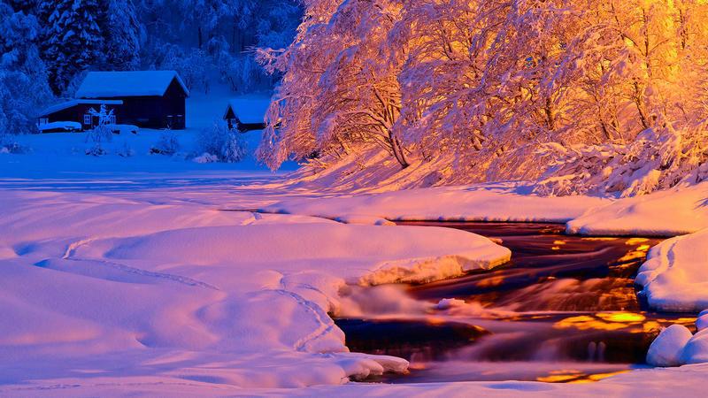Природа Природа, Ліс, Зима, Захід сонця, Схід сонця 142787118