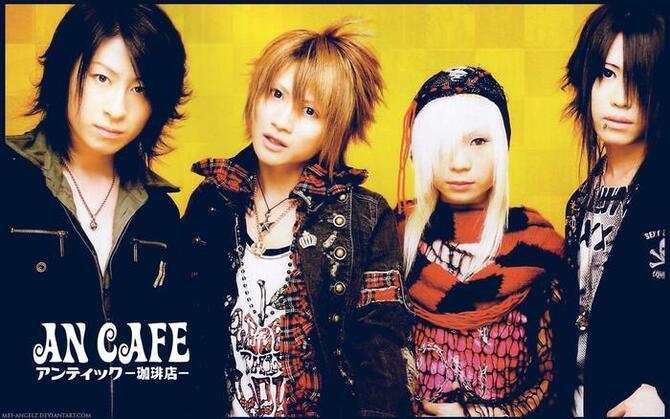Музика An Cafe, Nightmare, Miyavi, Girugamesh, My First Story, J-Rock 1569237531
