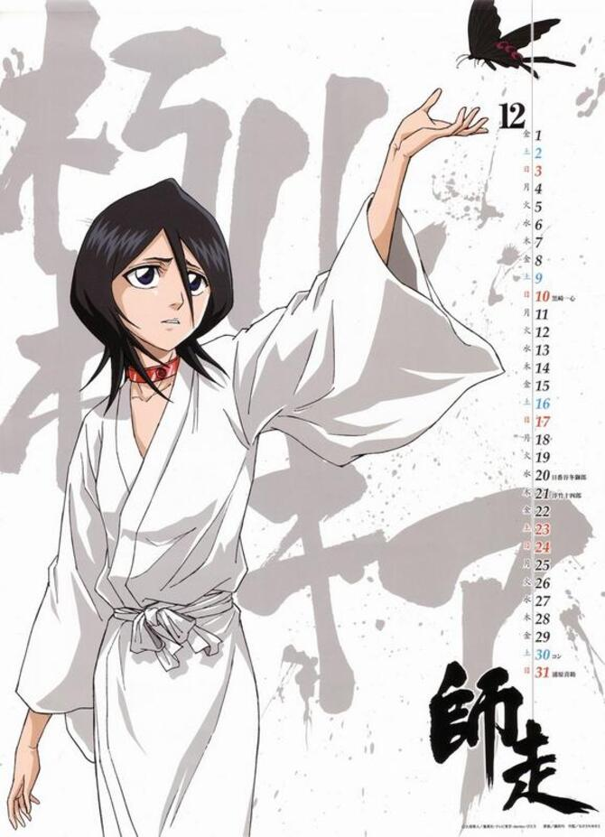 Аніме Блич, Bleach, Kurosaki Ichigo, Rukia Kuchiki 1186401350