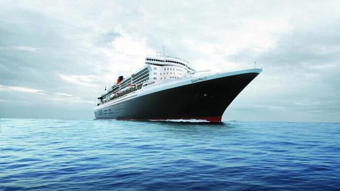 Технології Море, Корабель, Круїзний лайнер, Пальми, Острови 943458937
