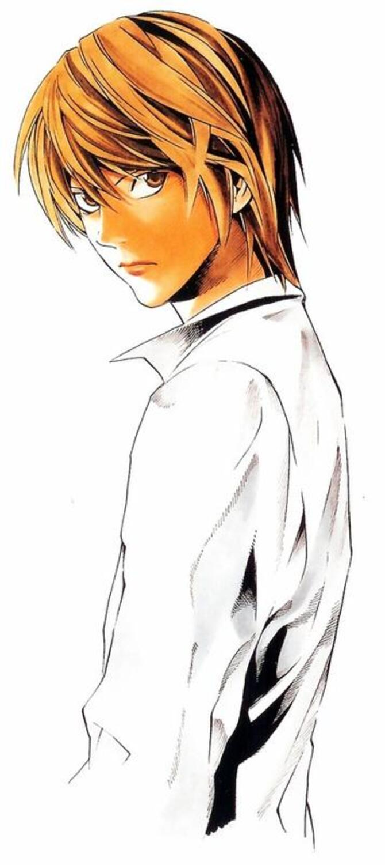 Аніме Арт, Death Note, Тетрадь смерти, Light Yagami, Misa Amane, Ryuk, Rem, L, Mello, Near 1880579837