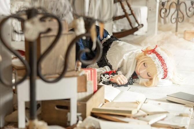 Аниме Cosplay, Touhou Project, Проект, lice Margatroid id720184614