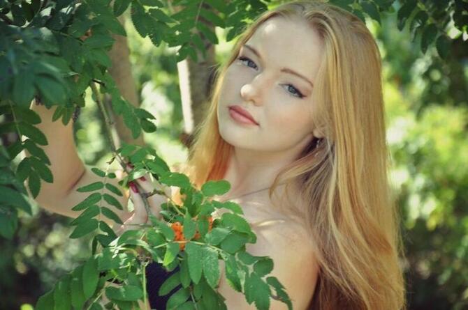 Дівчата / Жінки, Особисті Фото Роботи Красиві дівчата на природі, Молоді та вродливі дівчата, Блондинки id270374737