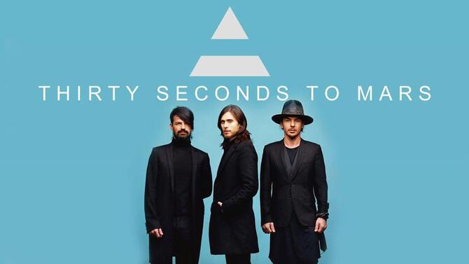 Музика 30 seconds to mars, Jared Leto id646307163