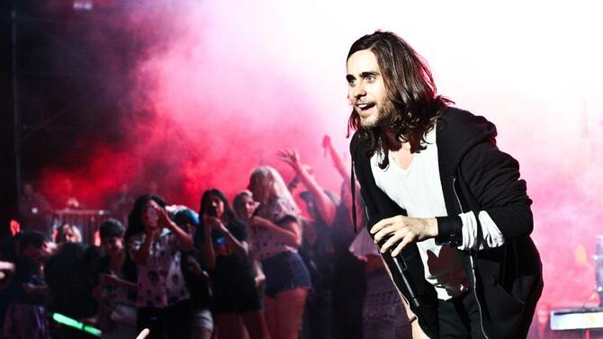 Музика 30 seconds to mars, Jared Leto id1075380843