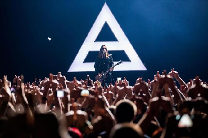 Музика 30 seconds to mars, Jared Leto id324066397