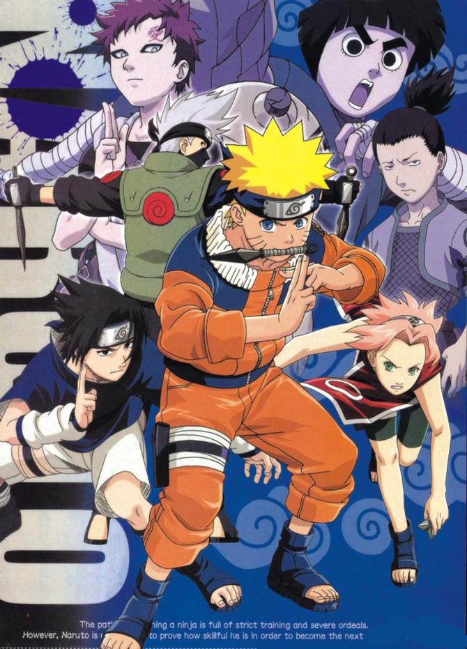 Аніме Арт, Naruto, Sasuke Uchiha, Sakura Haruno, Gaara 409622524