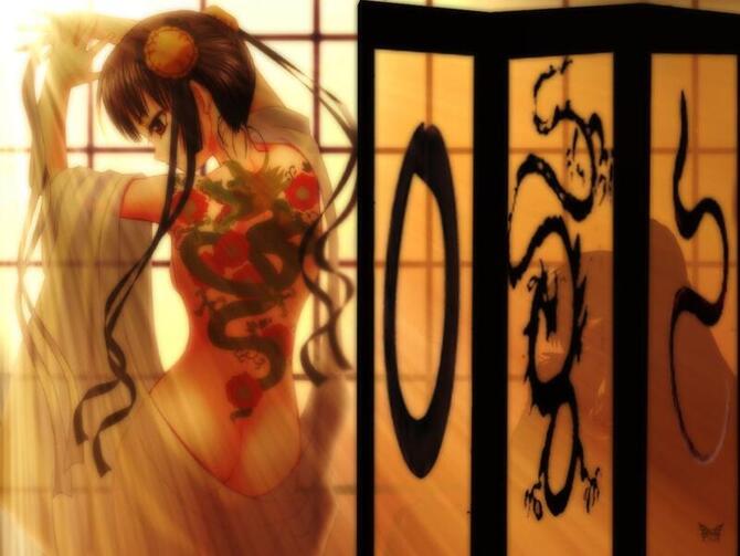 Аніме Триплексоголик, XXX holic, Юко Итихара, 壱原侑子, Ichihara Yuuko, Kimihiro Watanuki id1025102183