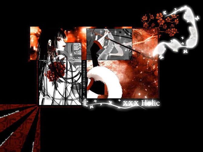 Аніме Триплексоголик, XXX holic, Юко Итихара, 壱原侑子, Ichihara Yuuko, Kimihiro Watanuki id452844102