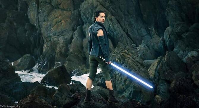 Особисті Фото Роботи, Фільми Star Wars, Rey Skywalker, Cosplay, Nichameleon id1283887044