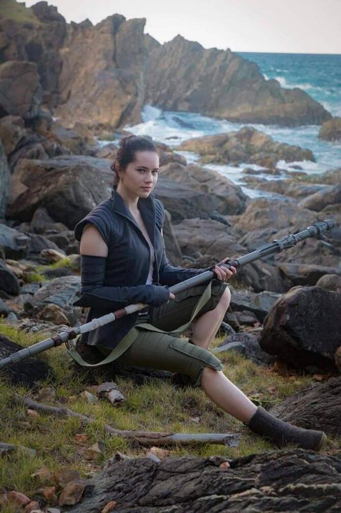 Особисті Фото Роботи, Фільми Star Wars, Rey Skywalker, Cosplay, Nichameleon id546346583