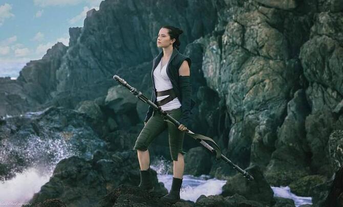 Особисті Фото Роботи, Фільми Star Wars, Rey Skywalker, Cosplay, Nichameleon id1231473733
