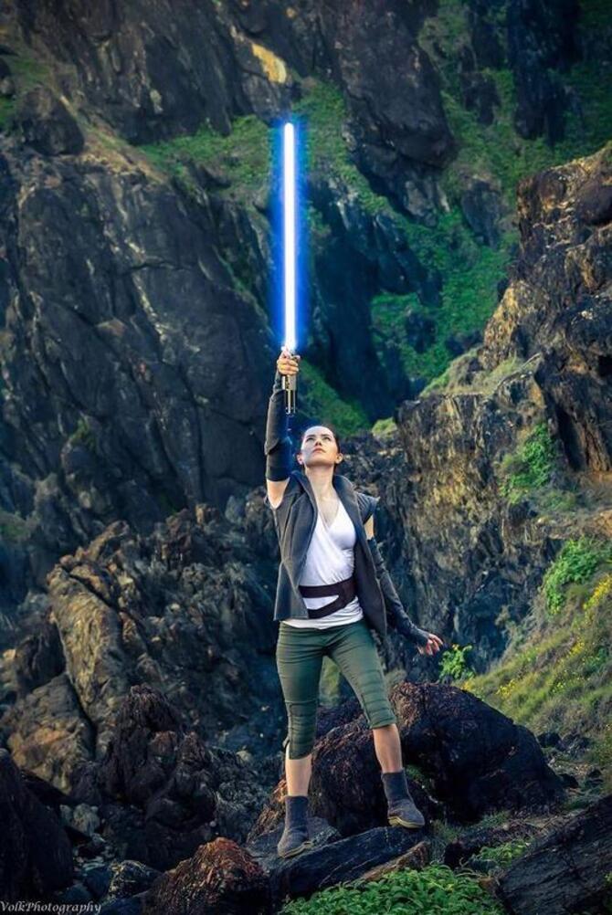 Особисті Фото Роботи, Фільми Star Wars, Rey Skywalker, Cosplay, Nichameleon id1925081620