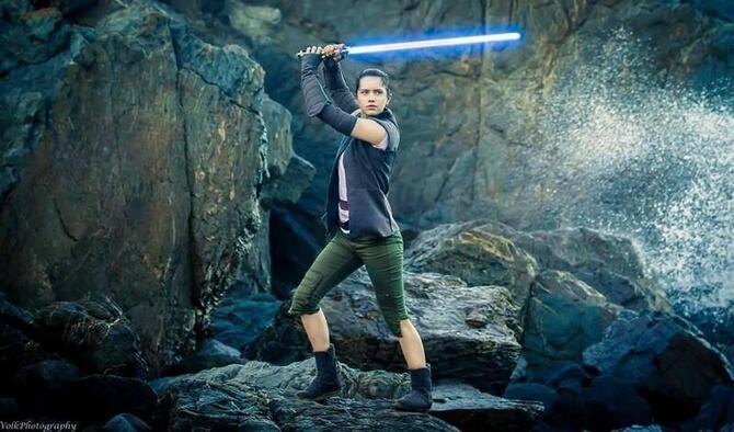 Особисті Фото Роботи, Фільми Star Wars, Rey Skywalker, Cosplay, Nichameleon id1467984521