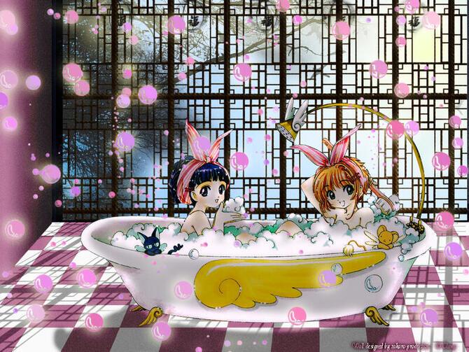Аніме Cardcaptor Sakura, Сакура — ловец карт, Ловець карт Сакура id2056050056