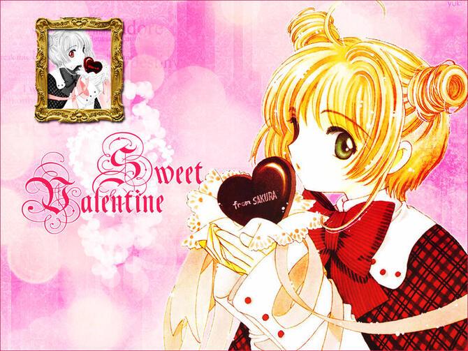 Аніме Cardcaptor Sakura, Сакура — ловец карт, Ловець карт Сакура id1631181721
