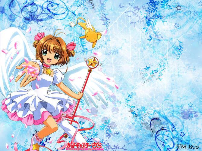 Аніме Cardcaptor Sakura, Сакура — ловец карт, Ловець карт Сакура id1377075528