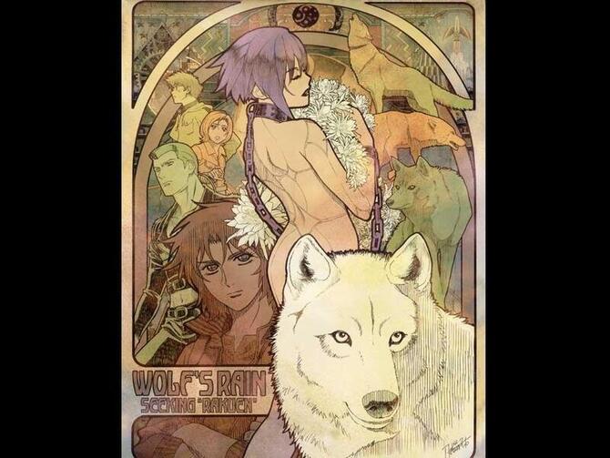 Аніме Волчий дождь, Wolf's Rain, Вовчий дощ, ウルフズ・レイン id1198441336