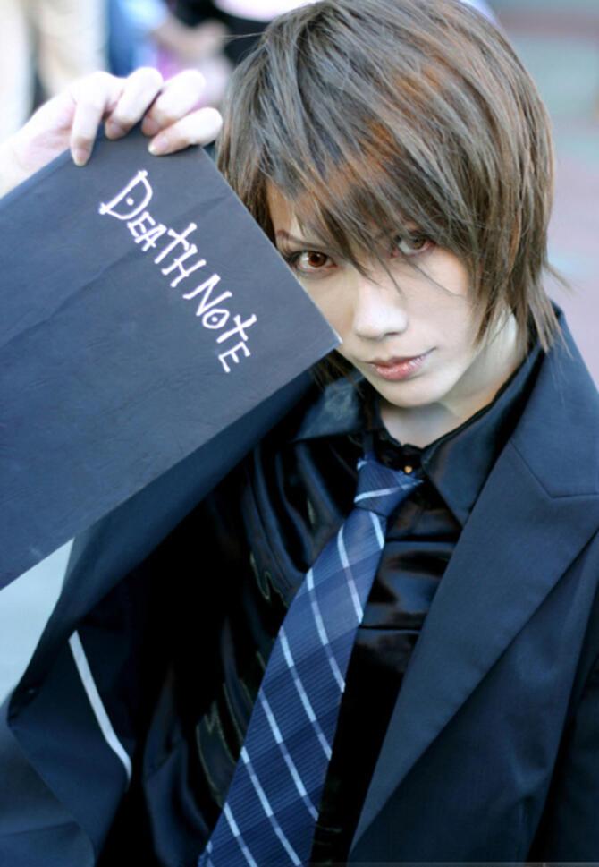 Аніме, Особисті Фото Роботи, Хлопці / Чоловіки Death Note, デスノート, Kira, Light Yagami id470370894