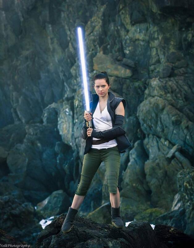 Особисті Фото Роботи, Фільми Star Wars, Rey Skywalker, Cosplay, Nichameleon id813408687