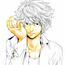 Аніме Арт, Death Note, Тетрадь смерти, Light Yagami, Misa Amane, Ryuk, Rem, L, Mello, Near 1149853799