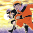 Аніме Арт, Naruto, Sasuke Uchiha, Sakura Haruno, Kakashi Hatake, Tsunade 709112140