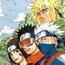 Аніме Арт, Naruto, Sasuke Uchiha, Sakura Haruno, Kakashi Hatake, Tsunade 407932177