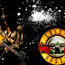 Музика Guns N' Roses, Melissa Reese, Axl Rose, Michael Andrew, Saul Hudson, Dizzy Reed, Richard Fortus, Frank Ferrer id707116664