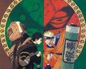 Аніме Арт, Naruto, Sasuke Uchiha, Sakura Haruno, Kakashi Hatake, Tsunade, Хокаге 213842054