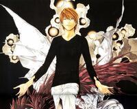 Аніме Арт, Death Note, Тетрадь смерти, Light Yagami, Misa Amane, Ryuk, Rem, L, Mello, Near 1395303541