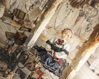 Аниме Cosplay, Touhou Project, Проект, lice Margatroid id1981995040