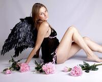 Абстракція, Дівчата / Жінки, Особисті Фото Роботи, Фентезі Angel in the dark id1505268759