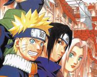 Аніме Арт, Naruto, Sasuke Uchiha, Sakura Haruno, Kakashi Hatake, Tsunade 559877836