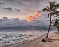 Природа Пальми, Захід сонця, Схід сонця, Море, Острови 139624182